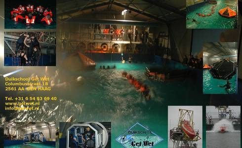 Get Wet maritieme indoortraining