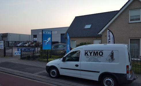 Duikcentrum KYMO in Breda